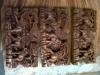 ALIN1W047 U$D 90~set( 1 set 3pcs) walls panel. mahogany wood.