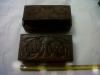 Box10.20cm x 10cm x 5cm.($5) ebony wood