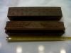 Box9. 28cm x 5cm x 4cm.($6) ebony wood,